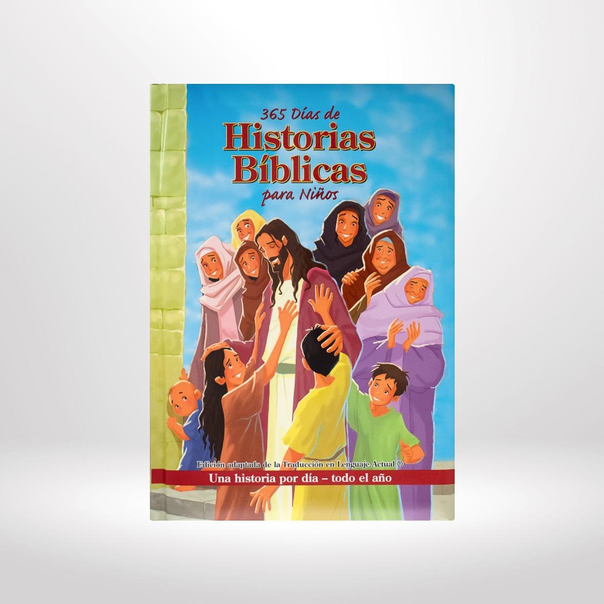 365 Historias bíblicas para niños