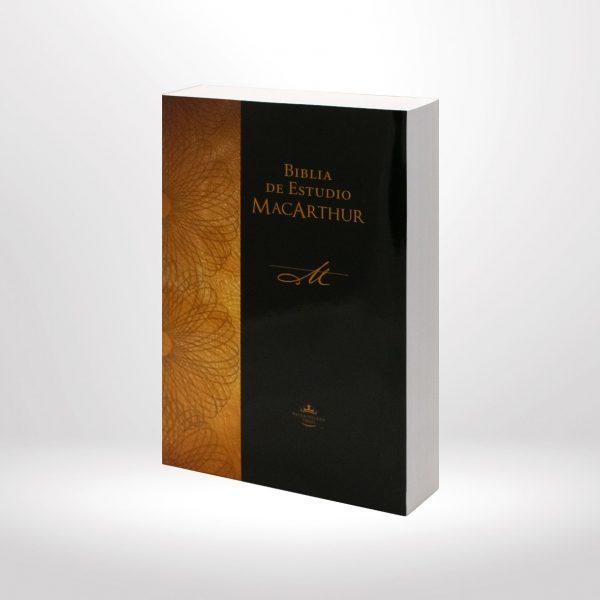 Biblia de Estudio Macarthur Reina Valera 1960