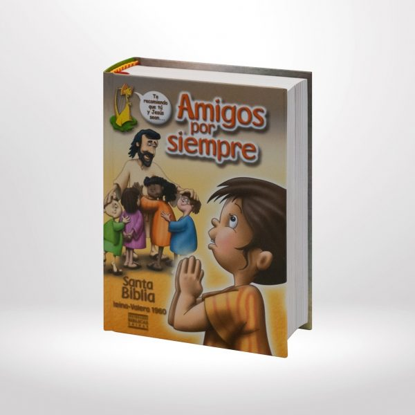 Biblia para niños RVR1960