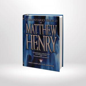 Comentario Mathew Henry