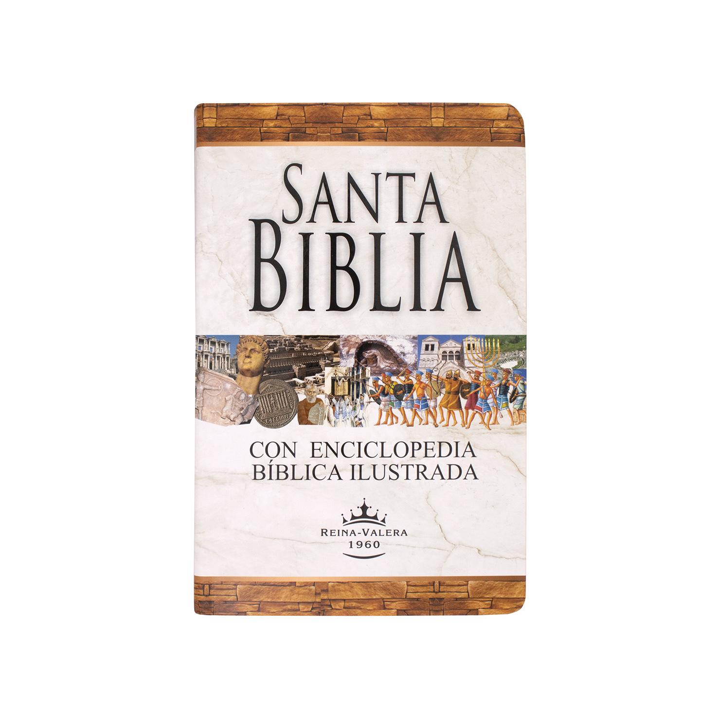 Biblia con Enciclopedia RVR1960