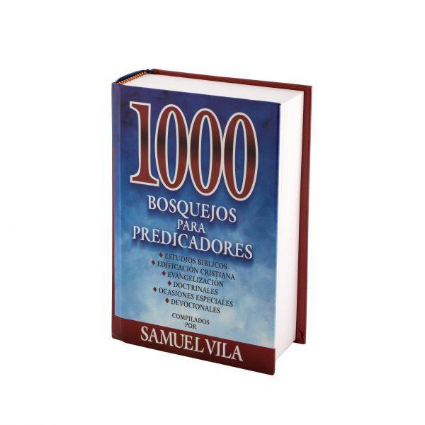 1000 Bosquejos para predicadores de Samuel Vila