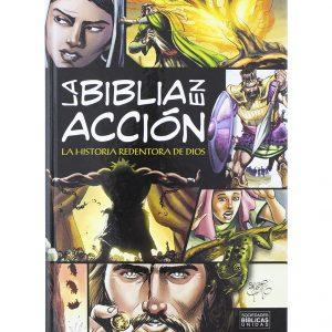 Historias Bíblicas en Comic