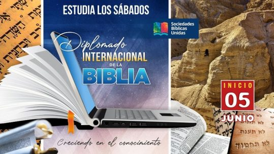 DIPLOMADO INTERNACIONAL DE LA BIBLIA 2021