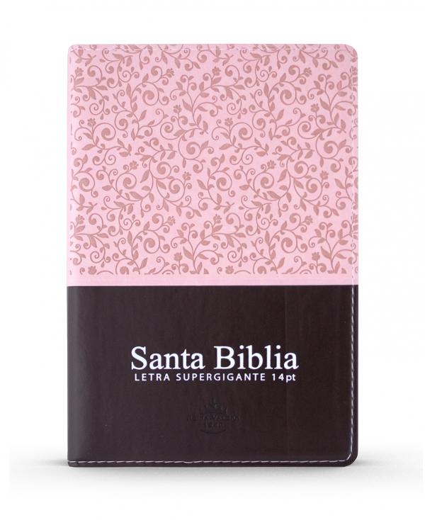 Biblia grande letra supergiante