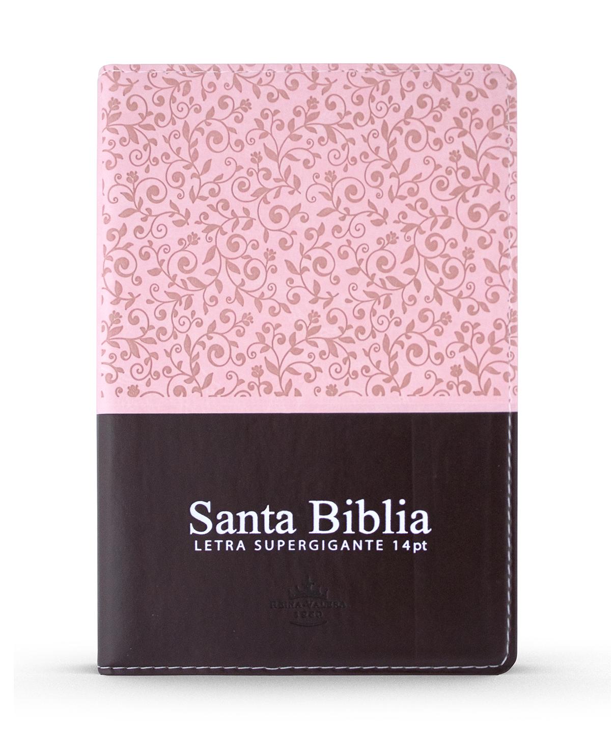 Biblia grande letra supergigante