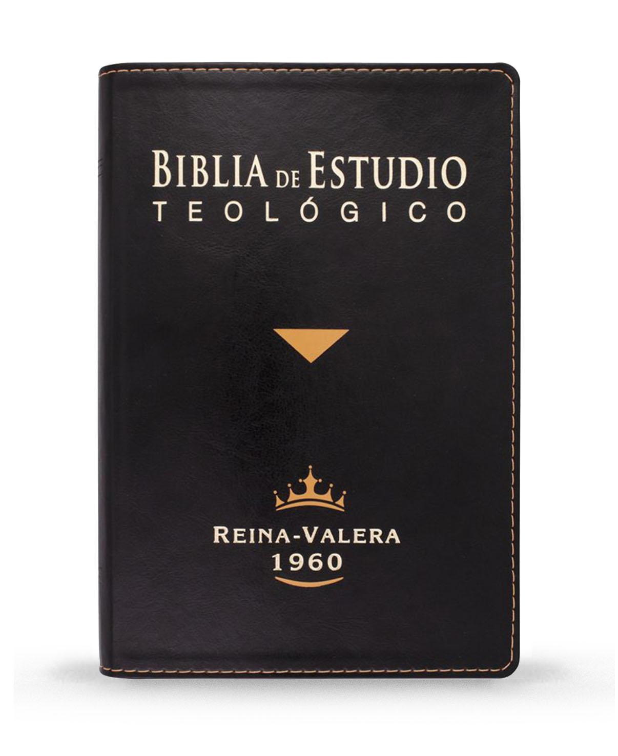 Biblia de Estudio Teológico RVR1960